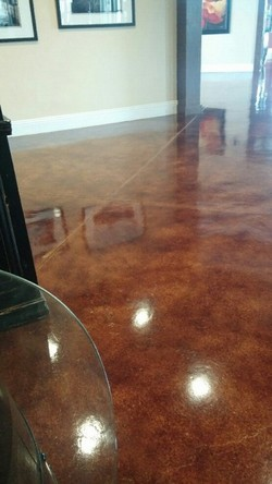 Floor cleaning in Oakley by Smart Clean Building Maintenance, Inc.